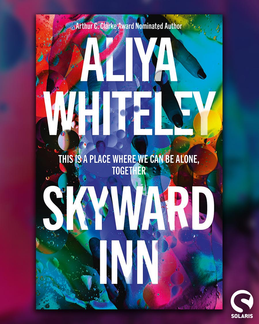 Skyward Inn cover reveal and exclusive excerpt