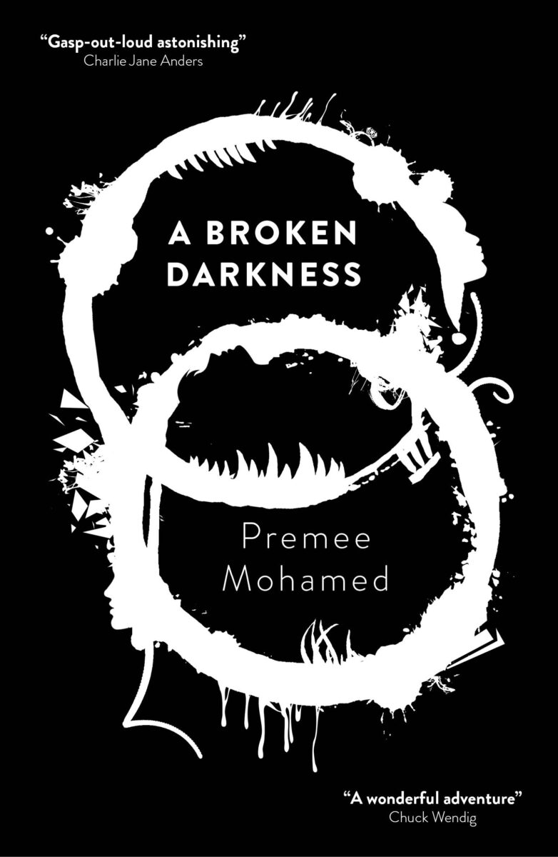 A Broken Darkness cover reveal and blurb