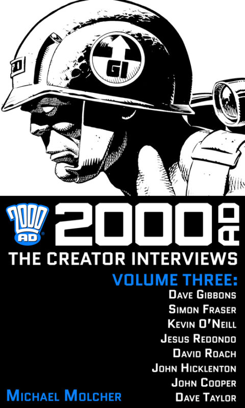 2000 AD: The Creator Interviews – Volume 03