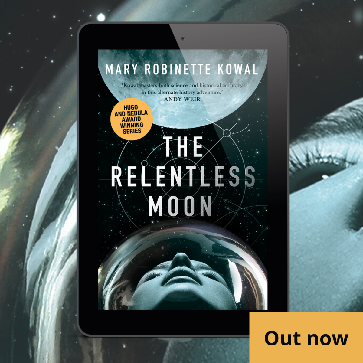 OUT NOW: The Relentless Moon (eBook)