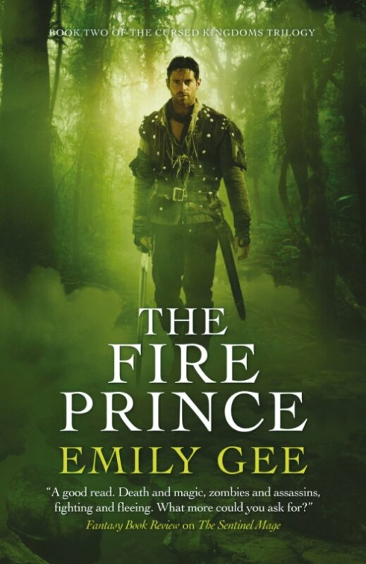 The Fire Prince