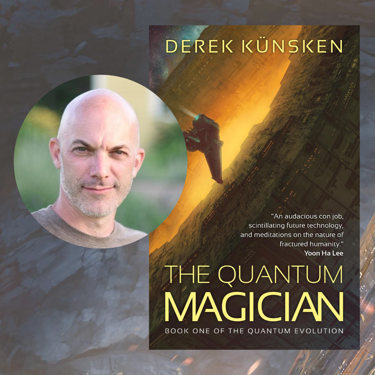 Two more books confirmed for the Quantum Evolution series