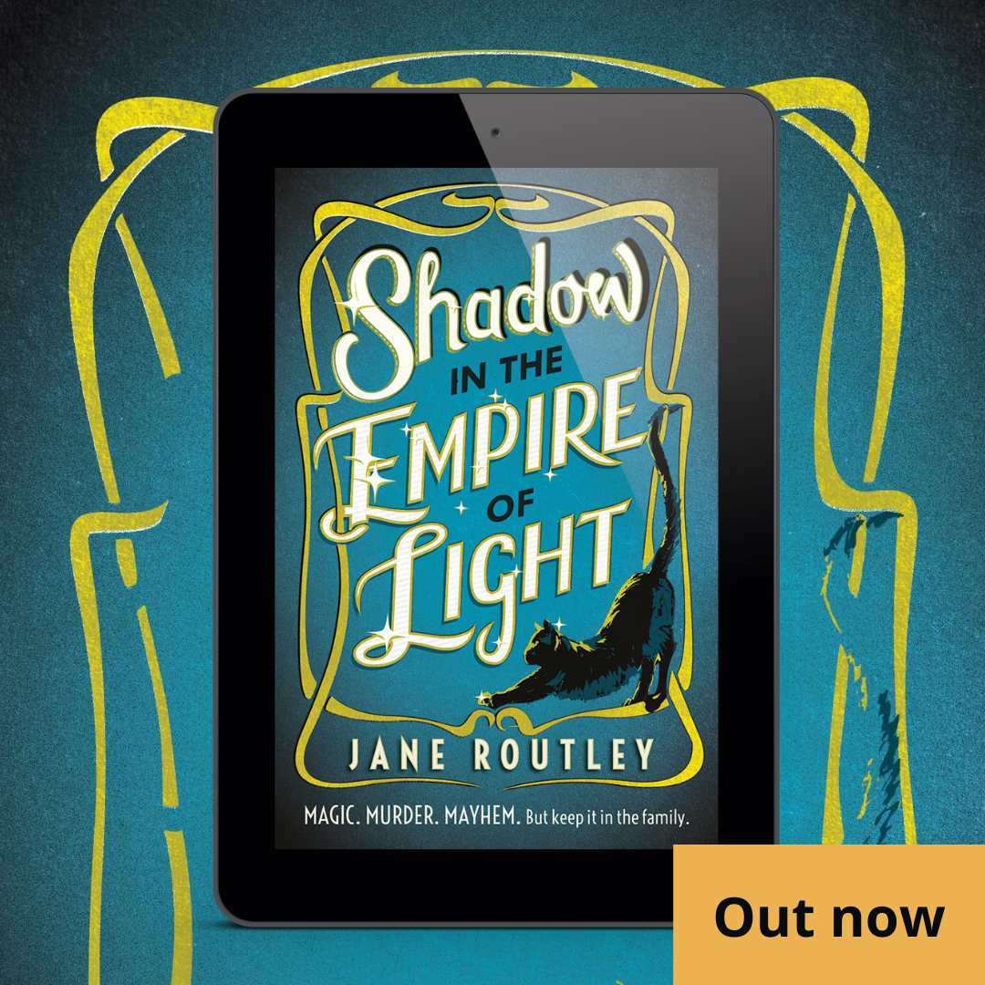 OUT NOW: Shadow in the Empire of Light (eBook)