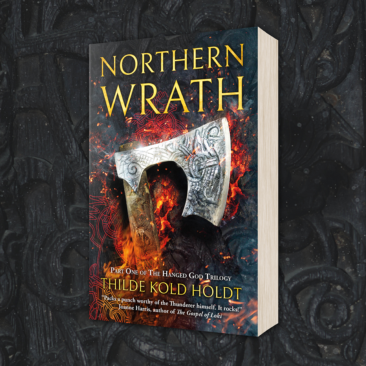 OUT NOW: Northern Wrath by Thilde Kold Holdt