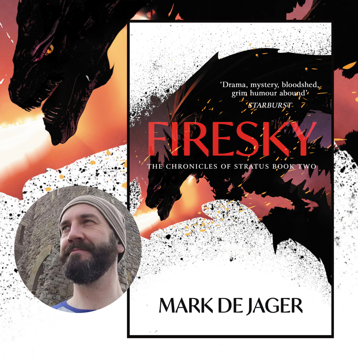 Firesky cover reveal