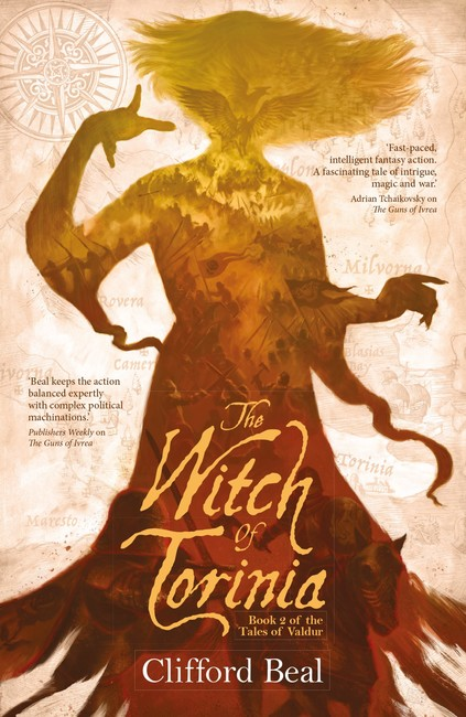 The Witch of Torinia ( A Tale of Valdur 2 )