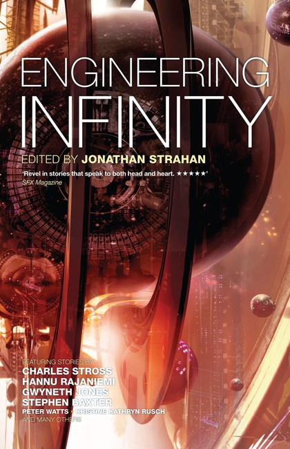 Engineering Infinity ( The Infinity Project 1 )