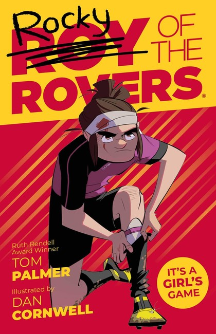 Roy of the Rovers: Rocky ( Roy of the Rovers (Illustrated Fiction) Fiction 6 )