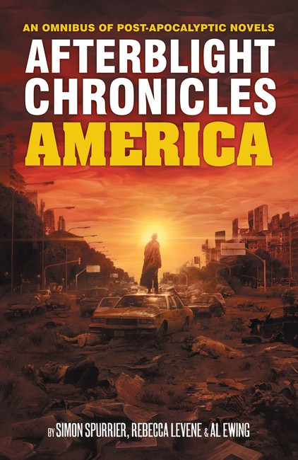 Afterblight: America ( The Afterblight Chronicles )