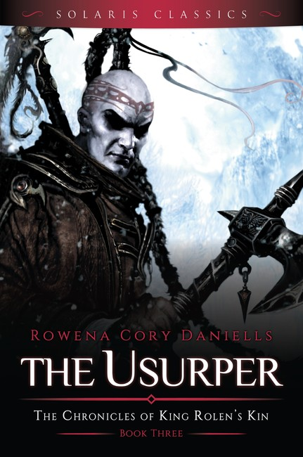 The Usurper ( The Chronicles of King Rolen's Kin (Solaris Classics) 3 )