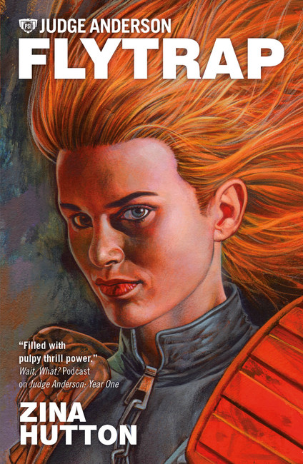 Flytrap ( Judge Anderson: The Early Years 06 )