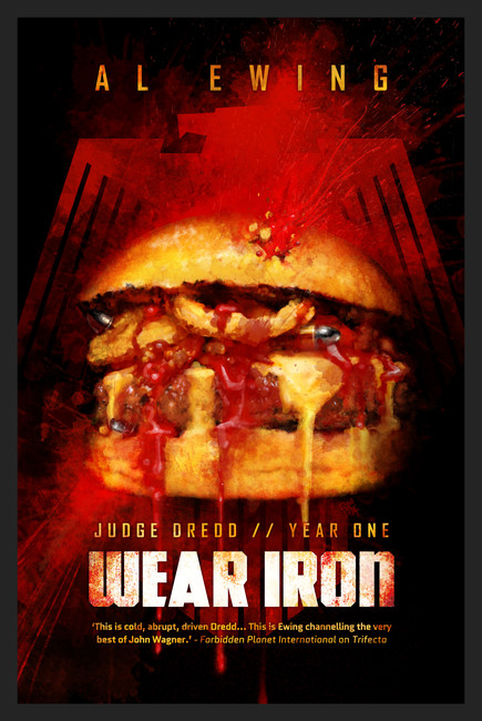 Wear Iron ( Judge Dredd: The Early Years 03 )