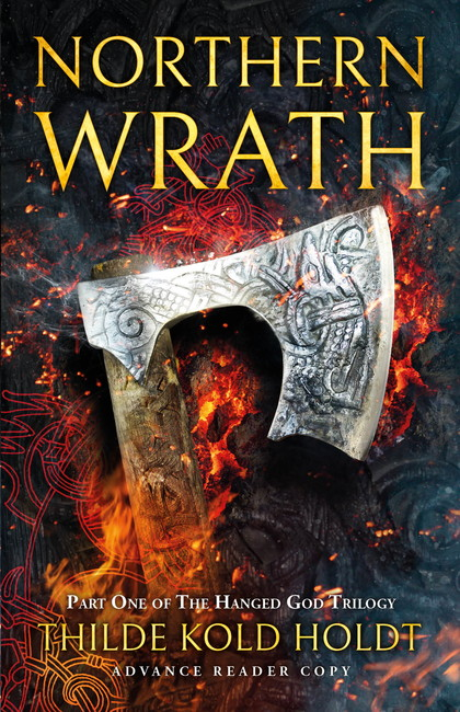 Northern Wrath ( The Hanged God Trilogy 1 )