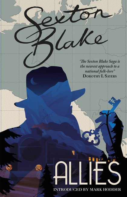 Sexton Blake's Allies ( The Sexton Blake Library 3 )