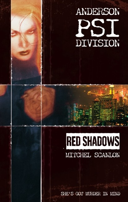 Red Shadows ( Judge Anderson: Psi Division 2 )