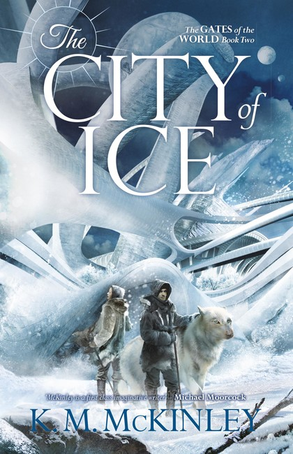 The City of Ice ( The Gates of the World 2 )