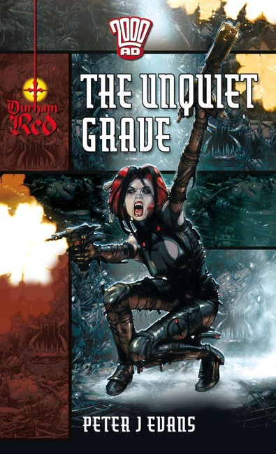 The Unquiet Grave ( A Durham Red Novel 1 )