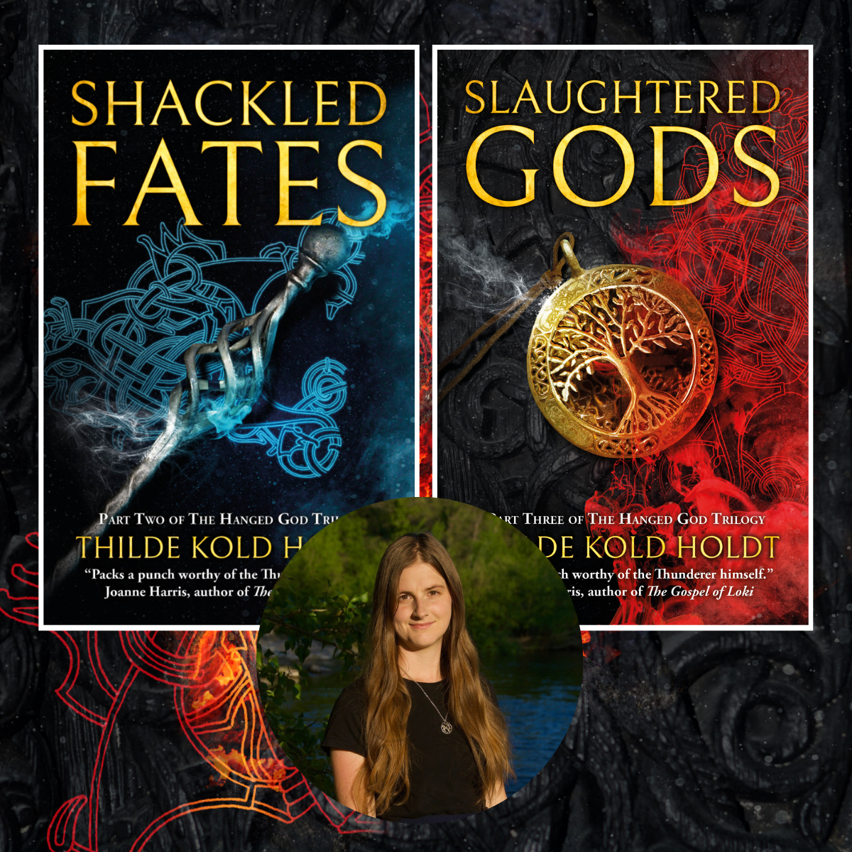 The Hanged God Trilogy 2 and 3