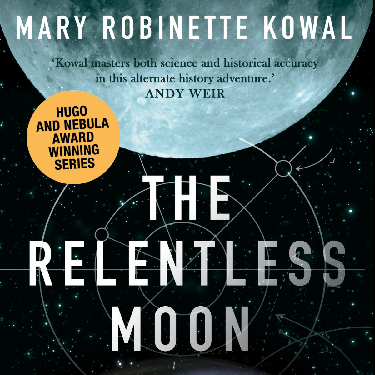 OUT NOW: The Relentless Moon by Mary Robinette Kowal (UK)