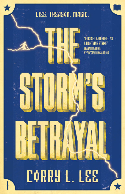 The Storm's Betrayal ( The Bourshkanya Trilogy 2 )