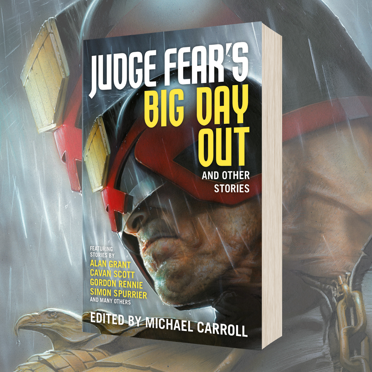 OUT NOW: Judge Fear's Big Day Out and Other Stories