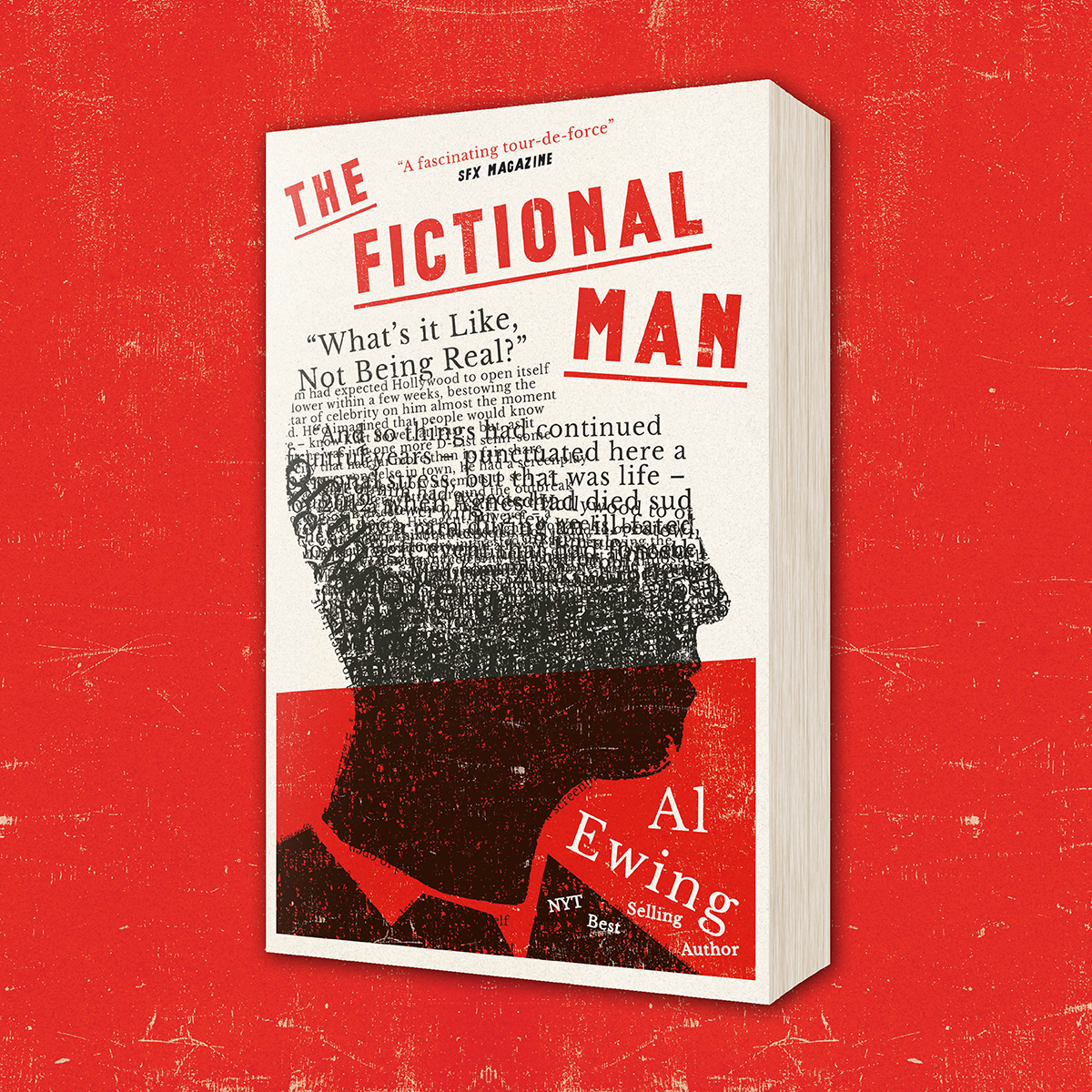 OUT NOW: The Fictional Man by Al Ewing (reissue)