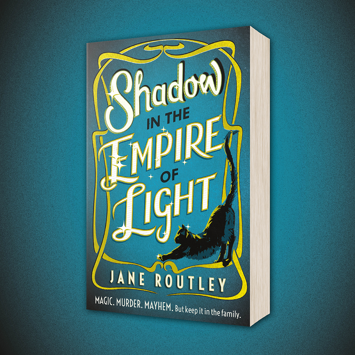 OUT NOW: Shadow in the Empire of Light by Jane Routley