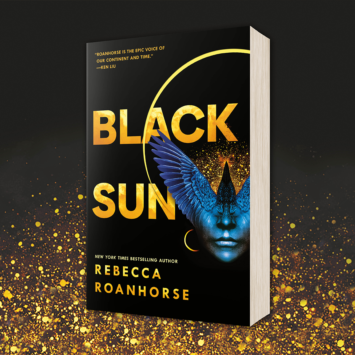 OUT NOW: Black Sun by Rebecca Roanhorse (UK)