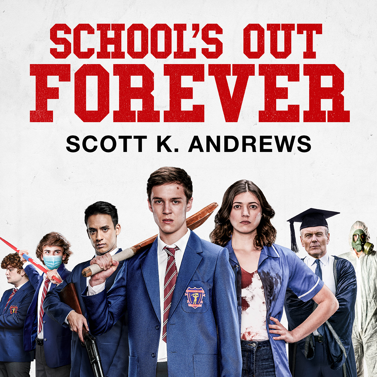 School's Out Forever, the new film inspired by the hit book