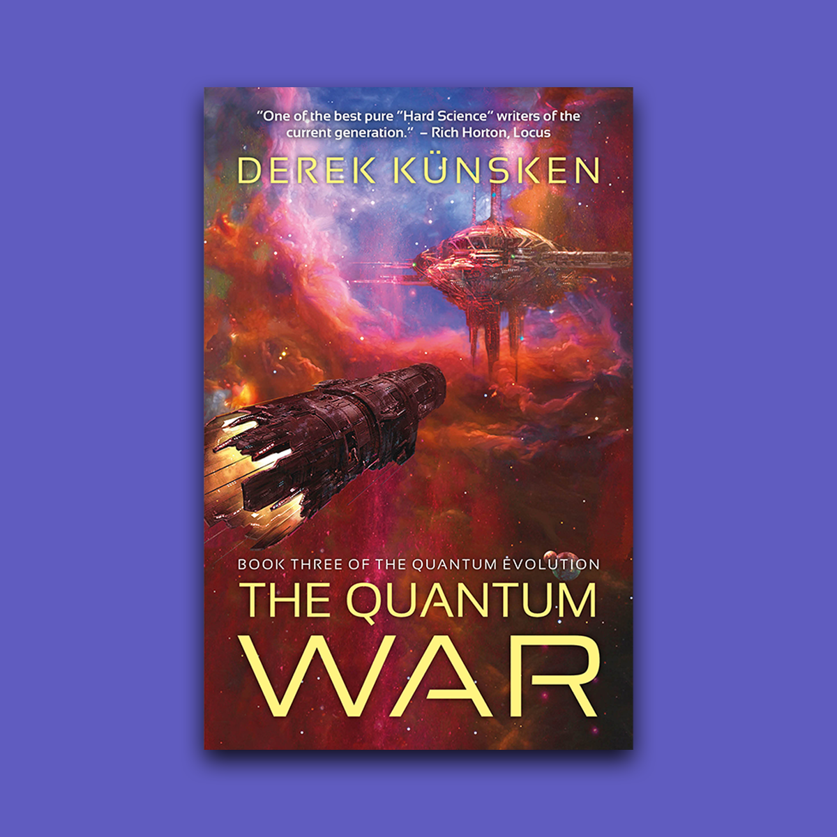 The Quantum War