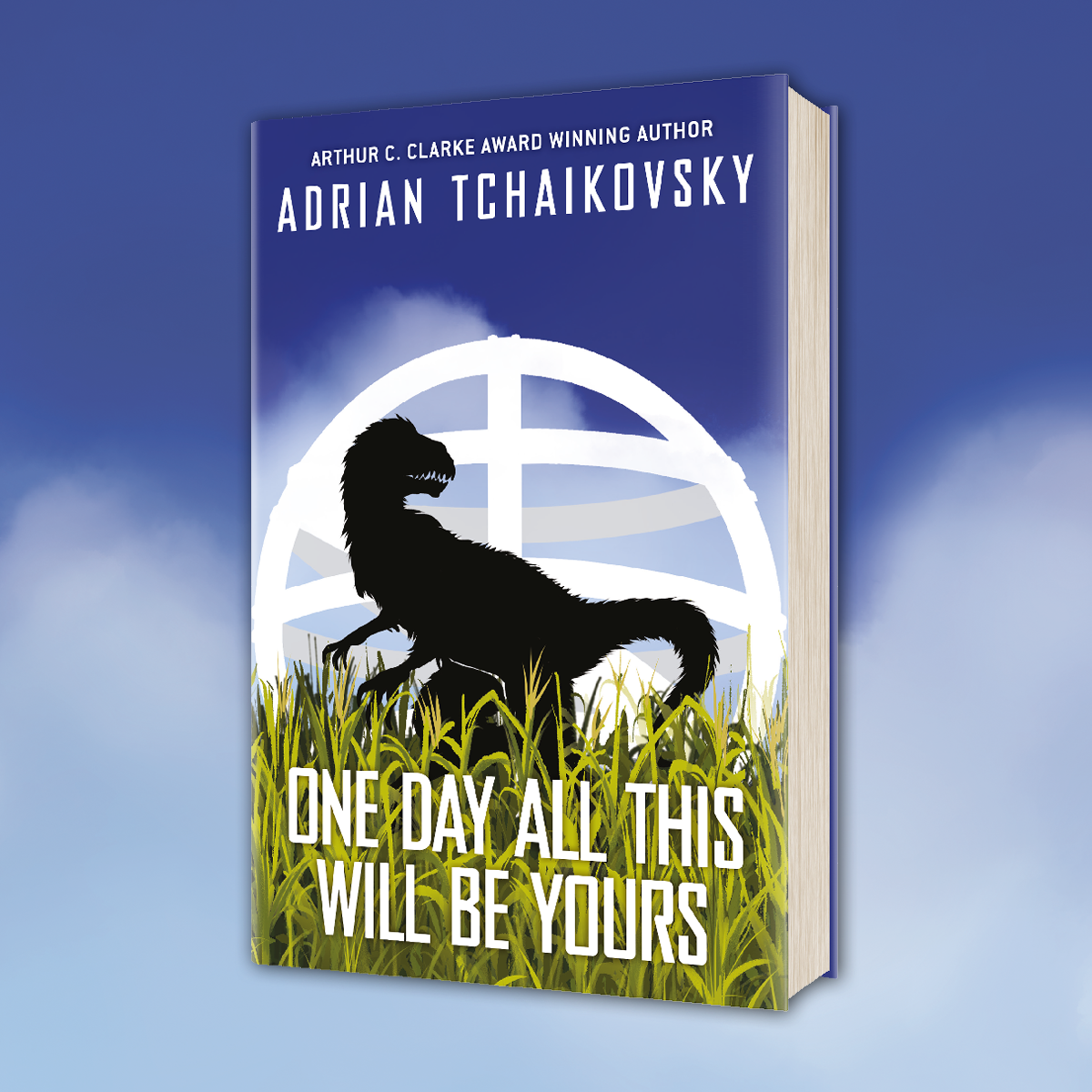 OUT NOW: One Day All This Will Be Yours by Adrian Tchaikovsky