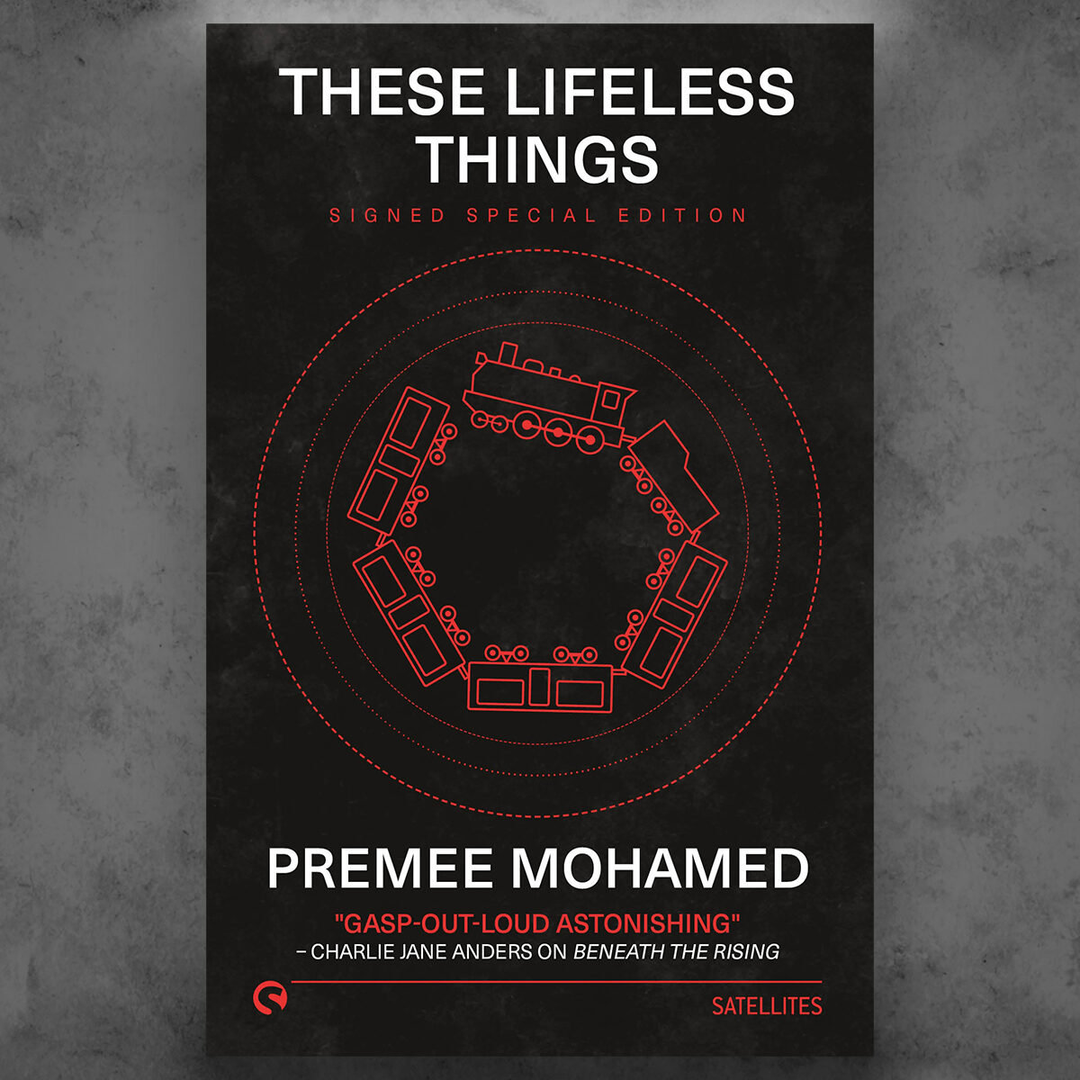 OUT NOW: These Lifeless Things by Premee Mohamed!