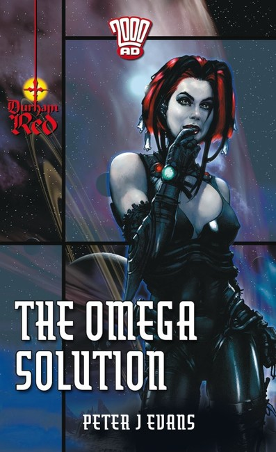 The Omega Solution ( A Durham Red Novel 2 )