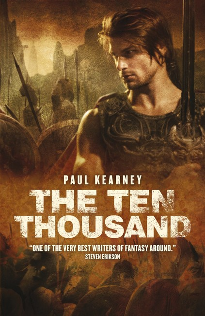 The Ten Thousand ( The Macht 1 )
