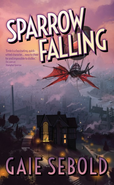 Sparrow Falling ( An Evvie Duchen Adventure 2 )