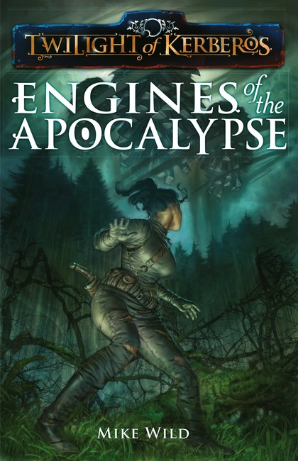Engines of the Apocalypse ( Twilight of Kerberos 7 )