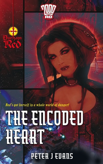 The Encoded Heart ( A Durham Red Novel 3 )