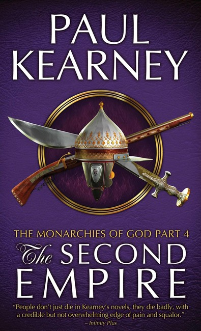 The Second Empire ( The Monarchies of God 4 )