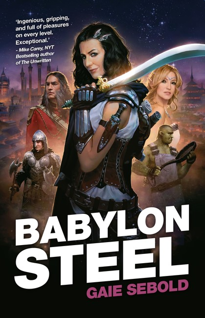 Babylon Steel ( Babylon Steel 1 )