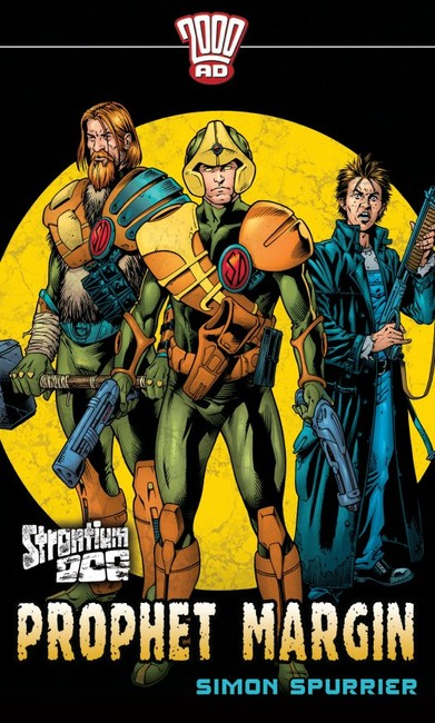 Prophet Margin ( A Strontium Dog Novel 2 )
