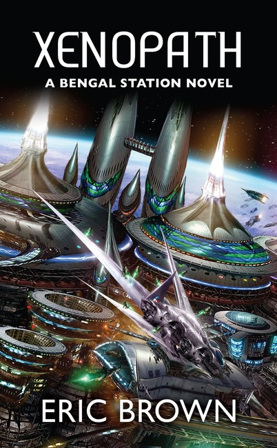 Xenopath ( A Bengal Station Novel 2 )