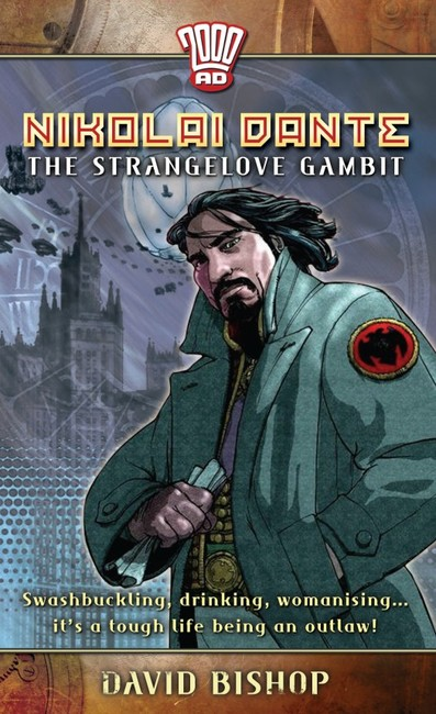 The Strangelove Gambit ( A Nikolai Dante Novel )