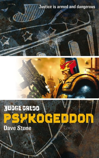 Psykogeddon ( A Judge Dredd Novel 9 )