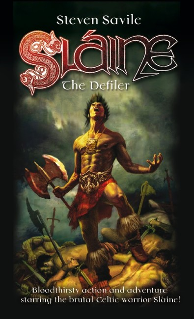 The Defiler ( A Sláine Novel 2 )