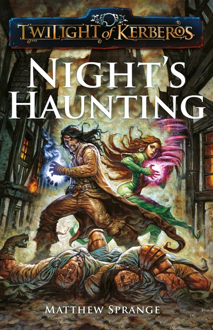 Night's Haunting ( Twilight of Kerberos 5 )