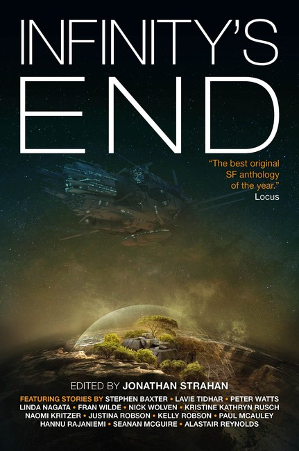 Infinity's End ( The Infinity Project 7 )