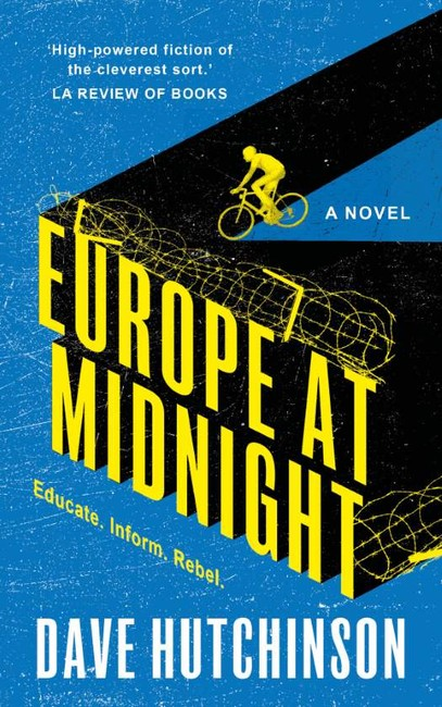 Europe at Midnight ( The Fractured Europe Sequence 2 )