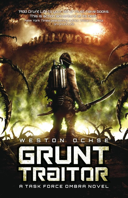 Grunt Traitor ( A Task Force OMBRA Novel 2 )