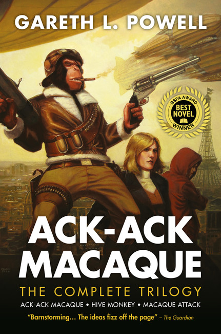 Ack-Ack Macaque: The Complete Trilogy ( Ack-Ack Macaque )