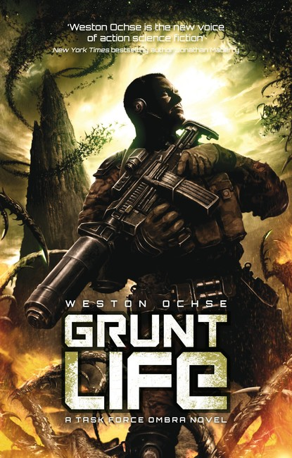Grunt Life ( A Task Force OMBRA Novel 1 )